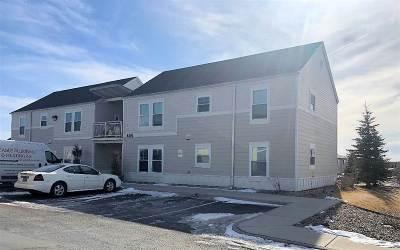 Laramie WY Single Family Home For Sale: $117,000