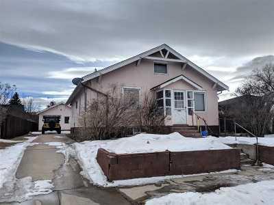 Multi Family Home New: 1006 E Harney St.