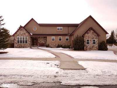 Laramie Single Family Home For Sale: 3412 Reynolds