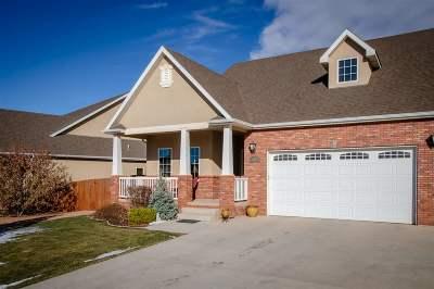Laramie Single Family Home For Sale: 2521 Knadler Street