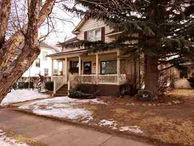 Single Family Home For Sale: 505 S 10th