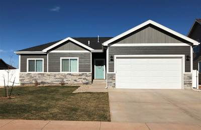 Laramie Single Family Home For Sale: 3818 Little Moon Trail