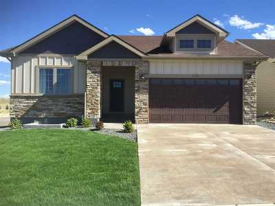 Single Family Home For Sale: 3923 Little Moon Trail