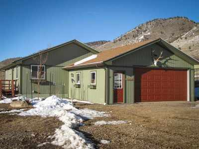 Single Family Home New: 21 Bugling Elk Trail