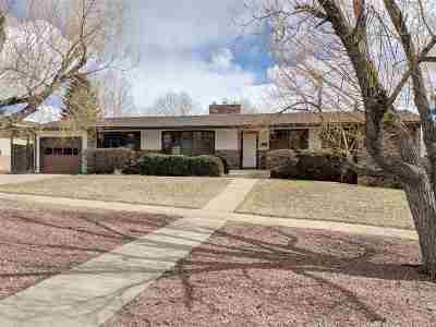 Laramie WY Single Family Home New: $286,000