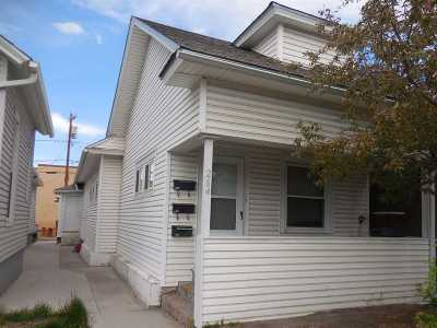 Laramie Single Family Home For Sale: 264 N 4th Street #All