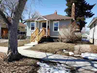 Single Family Home For Sale: 660 And 660 1/2 N 6th Street