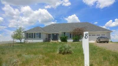 Single Family Home For Sale: 8 Antelope Ridge Loop