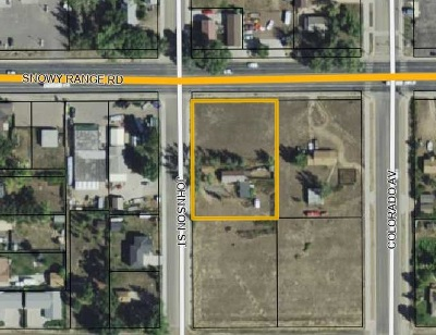 Laramie WY Residential Lots & Land For Sale: $315,000
