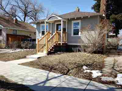 Laramie Single Family Home For Sale: 660 N 6th Street