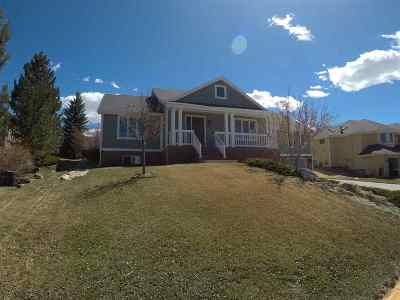 Laramie Single Family Home For Sale: 2702 Dover Drive