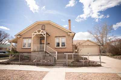 Laramie Single Family Home For Sale: 324 Steele