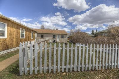 Laramie Multi Family Home For Sale: 1061 N 9th St.