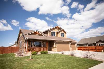 Laramie Single Family Home For Sale: 1920 Plateau St.