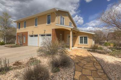 Laramie Single Family Home New: 1251 N Inca