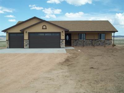 Laramie Single Family Home New: 16 Phantom Rd