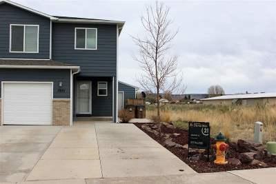 Laramie Single Family Home For Sale: 1931 S 13th Street