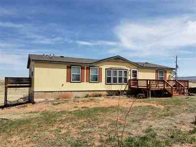 Laramie Single Family Home New: 849 Cavalryman Ranch Road