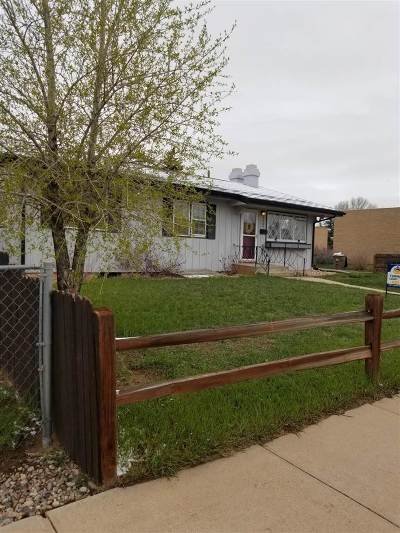 Laramie Single Family Home New: 2207 Spring Creek