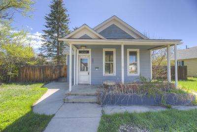 Single Family Home Back On Market: 607 S 6th Street