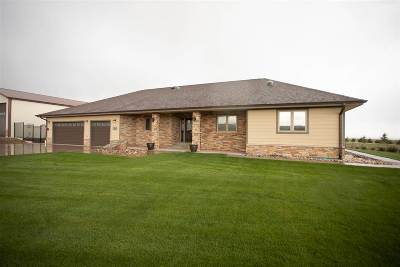Laramie Single Family Home For Sale: 3845 Canyon Court