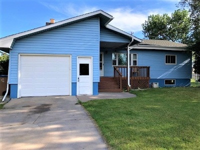 Laramie Single Family Home For Sale: 1824 Ord Street
