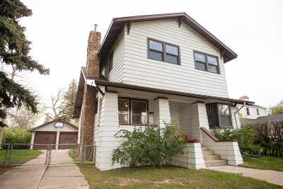 Laramie Single Family Home For Sale: 1713 Rainbow Avenue