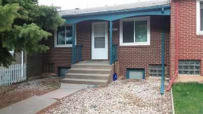 Laramie Single Family Home For Sale: 1265 N 17th