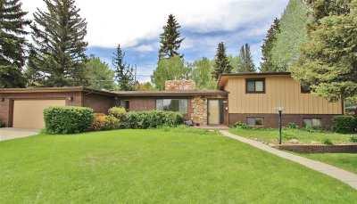 Laramie Single Family Home New: 2214 Holliday