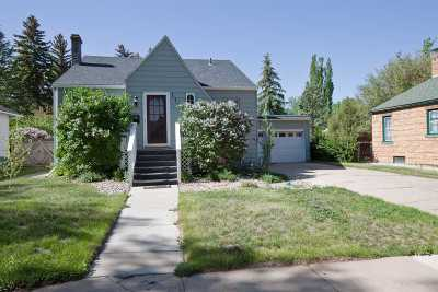 Single Family Home For Sale: 1118 E Sheridan