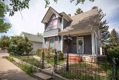 Single Family Home Price Change: 160 N 6th St.