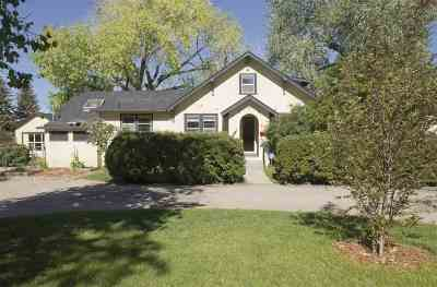 Laramie Single Family Home For Sale: 700 S 22nd