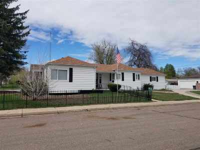 Cheyenne Single Family Home For Sale: 3901 Dillon Ave