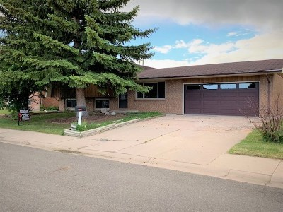 Laramie Single Family Home For Sale: 1610 Symons St