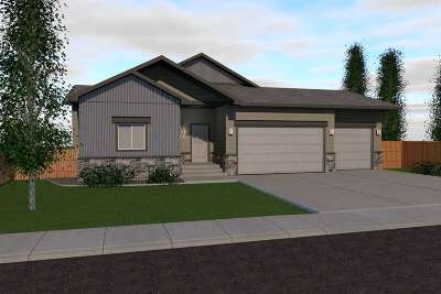 Laramie Single Family Home For Sale: 3922 Little Moon Trail