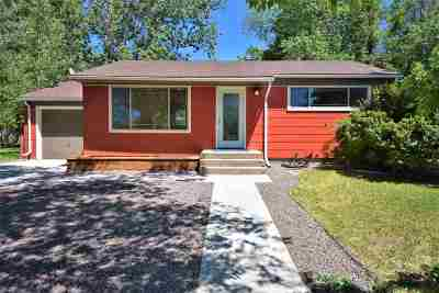 Laramie Single Family Home New: 915 S 13th Street