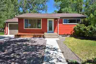 Laramie Single Family Home For Sale: 915 S 13th Street
