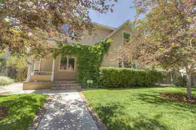 Laramie Single Family Home For Sale: 410 S 7th Street
