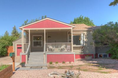 Laramie Single Family Home For Sale: 1166 N 10