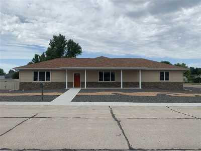 Single Family Home New: 601 Niobrara