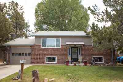 Laramie Single Family Home New: 1506 Arnold