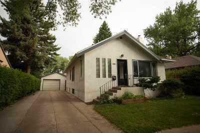 Laramie Single Family Home New: 1308 E Garfield