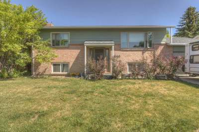 Laramie Single Family Home For Sale: 1513 Barratt St.