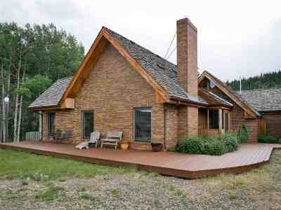 Laramie Single Family Home For Sale: 33 Fox Creek Road