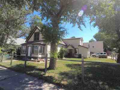 Laramie Single Family Home For Sale: 317 S Cedar Street