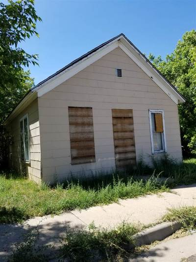 Laramie Single Family Home For Sale: 168 Railroad St.