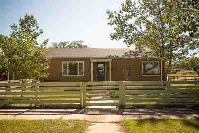 Laramie Single Family Home For Sale: 1019 S 10th Street