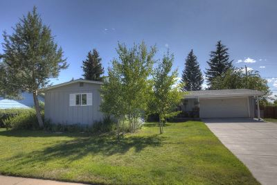 Laramie Single Family Home New: 222 Corthell Hill Road