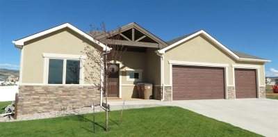 Laramie Single Family Home For Sale: 4002 Bobolink Lane