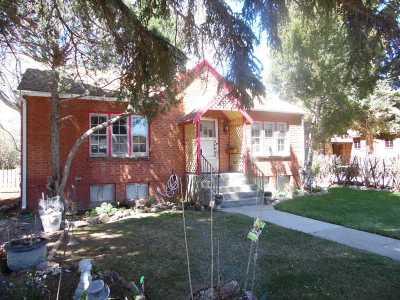 Laramie Single Family Home New: 414 S 19th Street